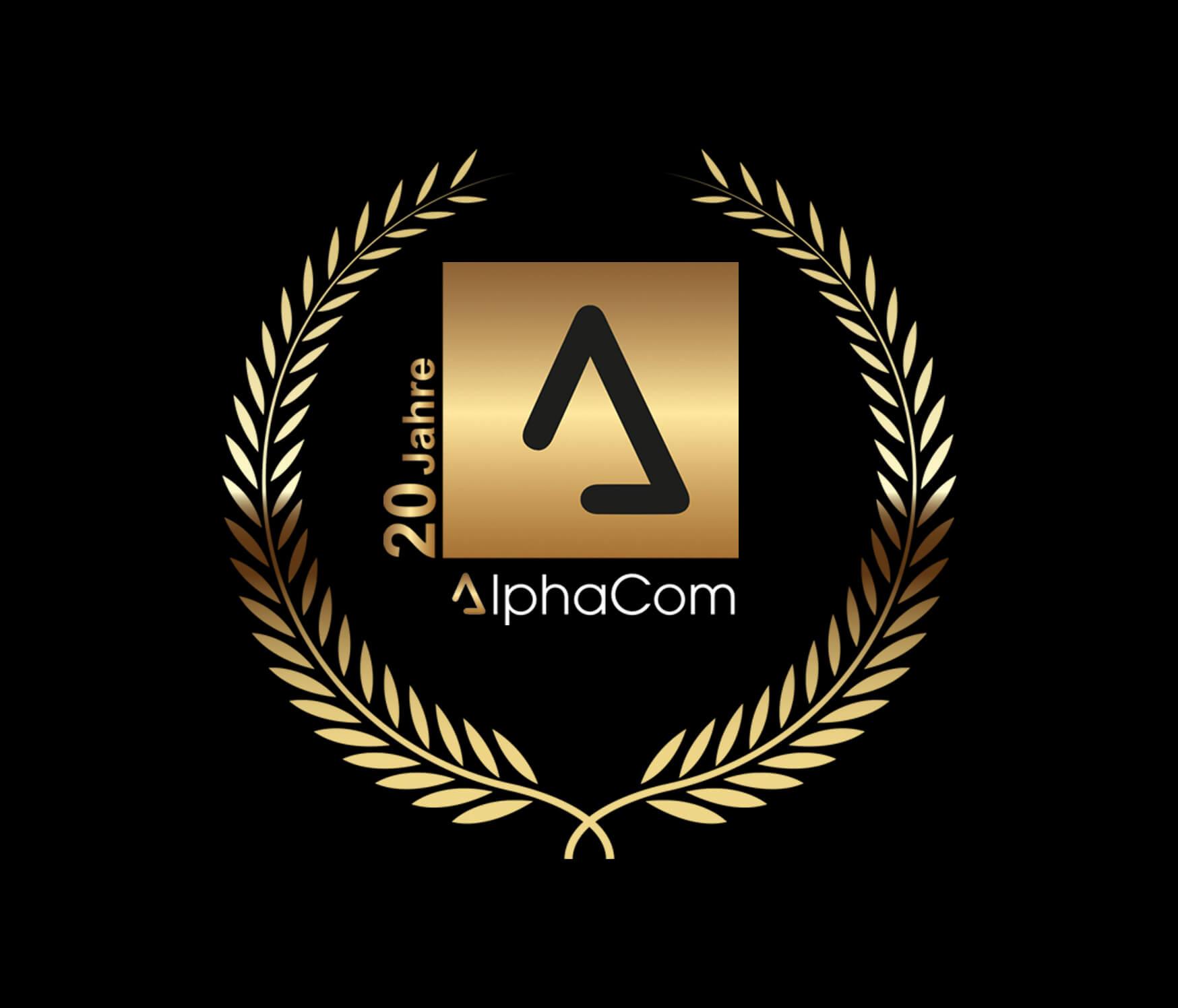 AlphaCom – fair und kompetent seit 20 Jahren