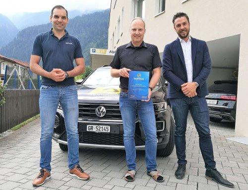 AlphaCom erreicht Sophos Silber Status