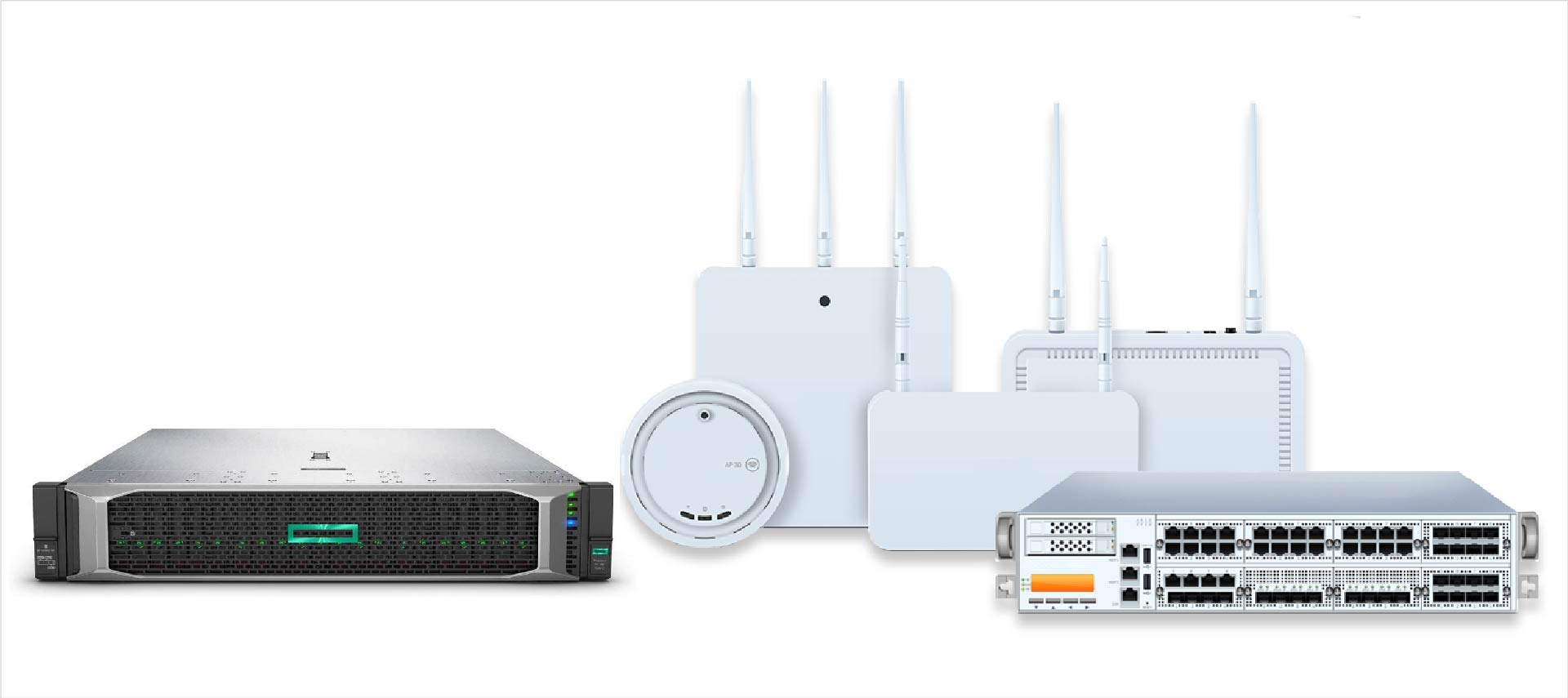 Managed Service – Network Device