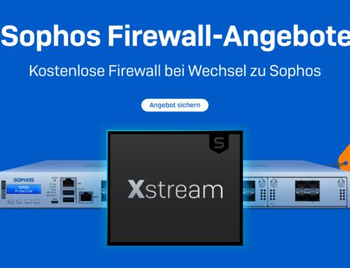 Kostenlose Firewall by Sophos